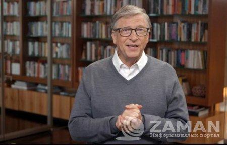 Билл Гейтс коронавирусға қарсы вакцина менен емленгенин мәлим етти