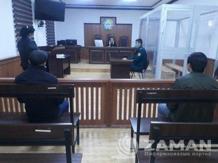 Beruniyda sudlanǵan 3 puqara múddetinen aldın shártli túrde jazadan azat etildi