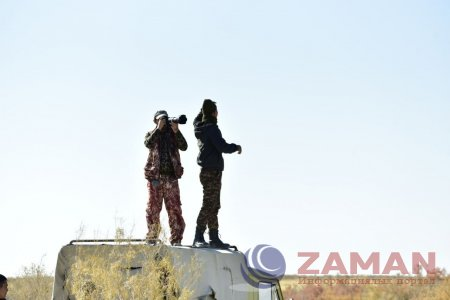 «Sudoche -Aqpetki» qorıqxanasında birinshi márte haywanat dúnyası sanaǵı baslandı